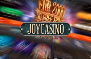 Joycasino играть на деньги